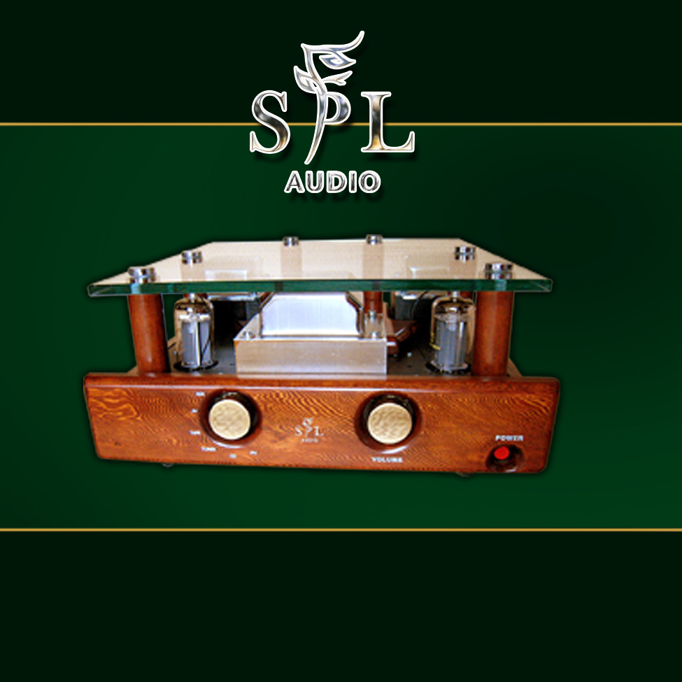 SPL AUDIO INTEGRATED 15 SINGLE ENDED
