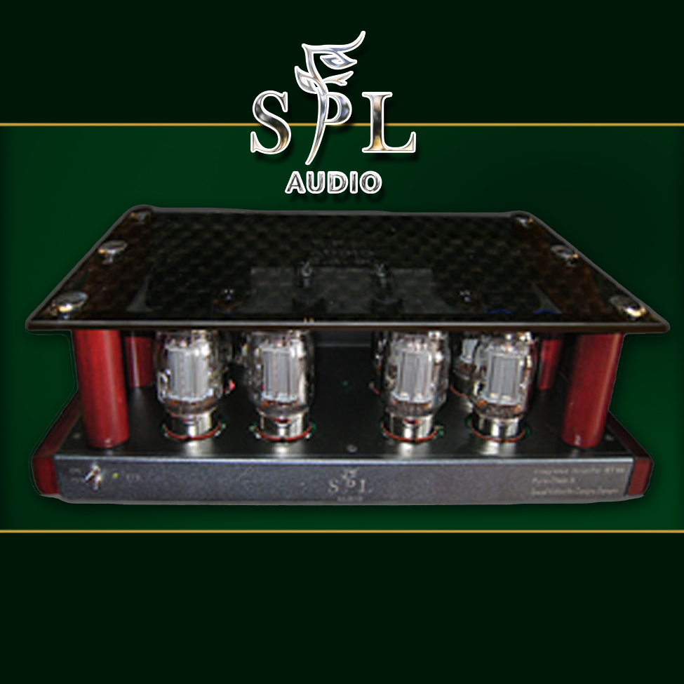 SPL AUDIO POWER  STEREO 70