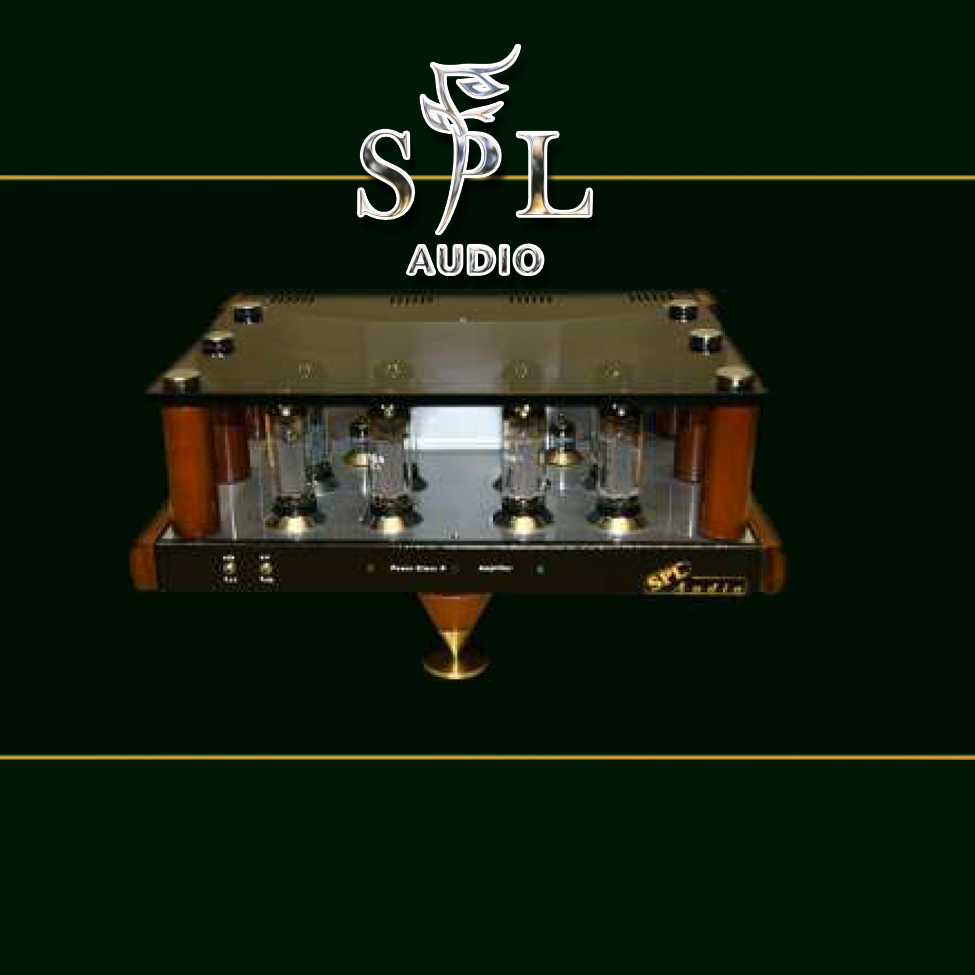 SPL AUDIO STEREO 40