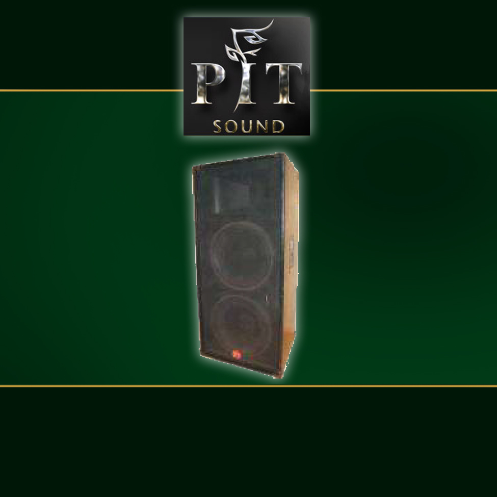 PIT SOUND PA ΗΧΕΙΟ 15 15 2A