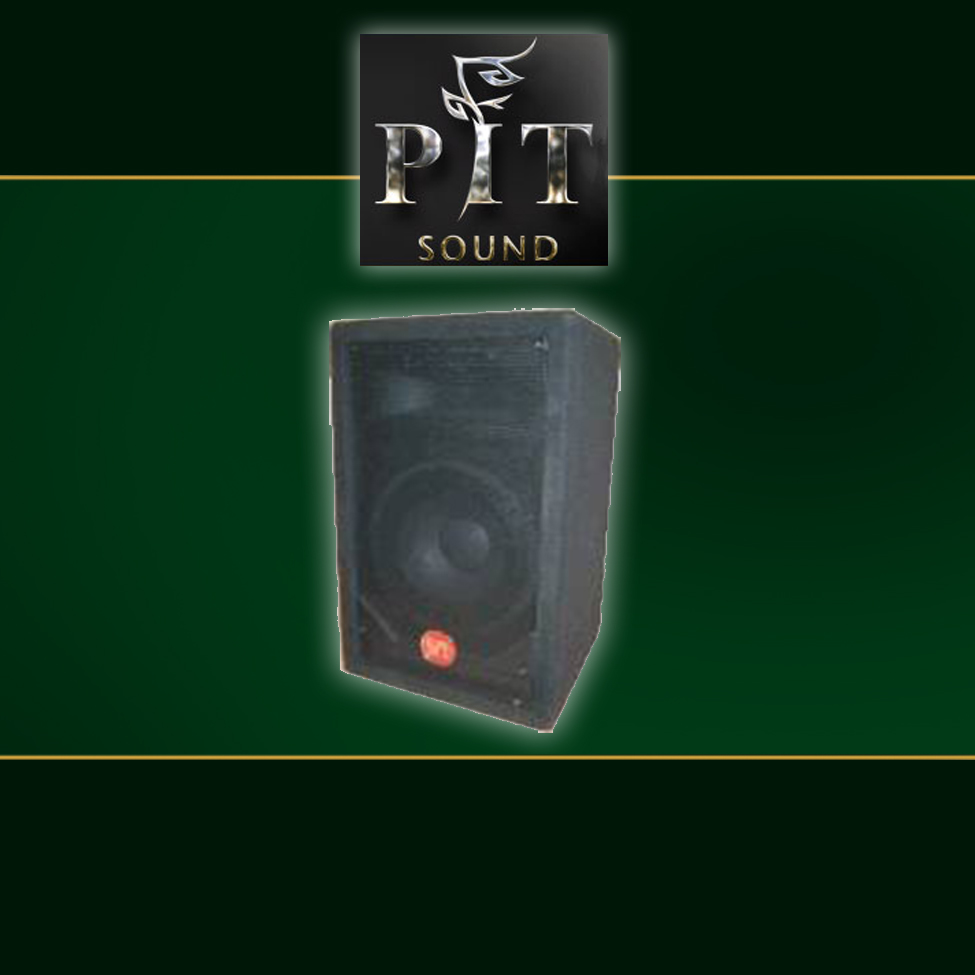 PIT SOUND PA ΗΧΕΙΟ 15 2A